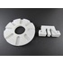 断熱材・耐熱材 ミオレックスPMX-561切削加工 製品画像