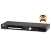 USBハブ搭載4ポート HDMIマルチビューKVMPスイッチ 製品画像
