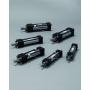 【CADデータを無料進呈】21MPa油圧シリンダ「210C-2」 製品画像