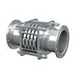 ベローズ型伸縮管継手『RS 補強リング付 単式(高圧用)』 製品画像