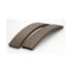 【木調】木粉樹脂・アルミ複合材クラティスエコ 曲げ加工について 製品画像