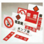 ラベル・シート『消防・危険物標識板』 製品画像