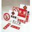 表示板・ラベル『消防・危険物標識板』 製品画像
