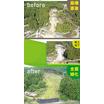法面緑化工法『ポリソイル緑化工』 製品画像