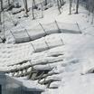 雪崩予防・落石防護兼用柵『ARCフェンスSタイプ』 製品画像