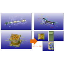 製造工程向け3Dビューワ「3DTascalX」v10リリース 製品画像