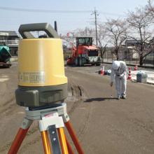 工事測量ガイダンスシステム 測構ナビ3D 製品画像