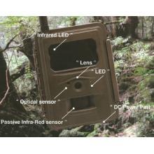 【農園圃場管理・鳥獣害対策確認向け】屋外乾電池式loTカメラ 製品画像