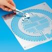 面状発熱体 『裏打ち材付き単箔ヒーター』 製品画像
