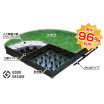 緑化システム『スクエアターフ Rain96(省かん水式)』 製品画像