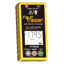 Fault Trapper ブレーカー落ち故障判断測定器 製品画像