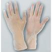 使い捨てビニール手袋(クリア)『PVC-1008シリーズ』 製品画像