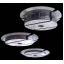 摩擦減震パッキン『UFO-E』【コストは免震構造の1/10に!】 製品画像
