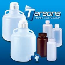 ターソンズ社製研究用プラスチック製品 製品画像