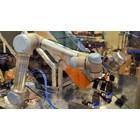 【協働ロボット導入事例】マシンテンディング、射出成形の自動化 製品画像