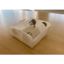 【製作事例】樹脂成形品と金属バネ(線バネ)のアッセンブリ製品 製品画像