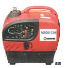 長時間運転用小型発電機『JPG900-72H』 製品画像