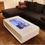 フルフラット・タッチテーブル - リビングローテーブル 製品画像