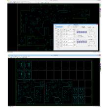 レーザー加工機用 CAMシステム ― DXF-L ― 製品画像