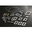 パーマロイ製 磁気センサー(コアとシールド) 製品画像