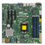 Micro ATX規格産業用マザーボード【X11SSL-F】 製品画像