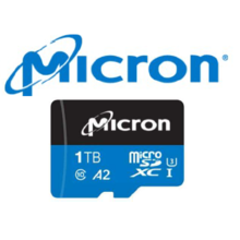 A2規格対応microSDメモリカード 製品画像