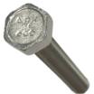 7000系高強度アルミ合金 ARK600 超強度六角ボルト 製品画像