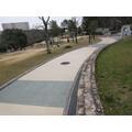 【事例集】ストリートプリント 公園内施工 製品画像