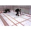 湿式浮床用防振材『バイソレート』 製品画像