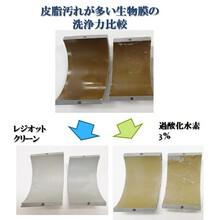 バイオフィルムも脂汚れも根こそぎ除去『循環浴槽配管洗浄剤』 製品画像