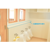 【抗菌樹脂枠 導入事例】保育園 兵庫県尼崎市 製品画像
