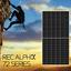 HJTソーラーパネル『REC ALPHα 72 SERIES』 製品画像