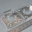 半導体製造装置/アルミ、ステンレスの機械加工部品  製品画像