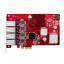 PCIe-PoE/PoE+×4変換アダプタ【ESPL-G4P1】 製品画像