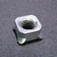 【TRES LOCKシリーズ】四角溶接ナット(1D型)タイプ 製品画像