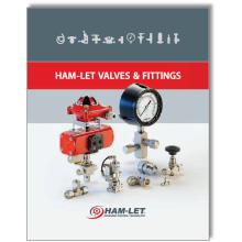 HAM-LET 配管部品の総合カタログ ※継手・バルブなど 製品画像