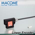 リニアエンコーダー インクリメンタル磁気スケール:マコメ研究所 製品画像