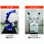 協調動作型 似顔絵作画ロボット 製品画像
