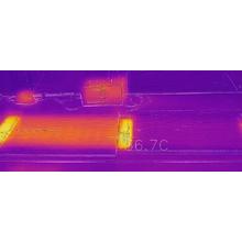 【速暖性・省エネ性 性能検査】床暖房対応床材『G-ROCK』 製品画像
