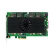 PCIe×4規格MyriadXカード AICoreXP4/XP8 製品画像