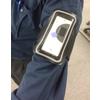 【お役立ち情報】携帯受信機をアームバンドで固定 製品画像