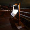 【照明付き大型サイン】ロンド(ソーラーLEDユニット付) FIS 製品画像
