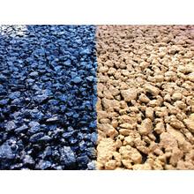 【事例集】ストリートプリント 開粒舗装施工 製品画像