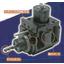 NC複合旋盤 ミーリングユニット 修理サービス 製品画像