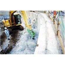 土木関連製品 「油圧式コンクリートドレッサー」 製品画像