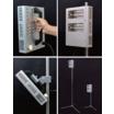 近赤外線塗装乾燥機ハンディアイボックス『SIR-1712i』 製品画像