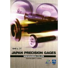 JAPAN PRECISION GAGES 製品画像