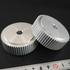 アルミ/A5056/旋盤加工/白アルマイト 製品画像
