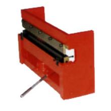 油圧式手動折曲機 製品画像