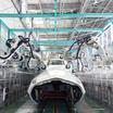 ABBロボティクス ジャパン ロボット製品パノラマ 製品画像
